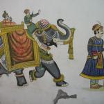 Rajasthani Mural